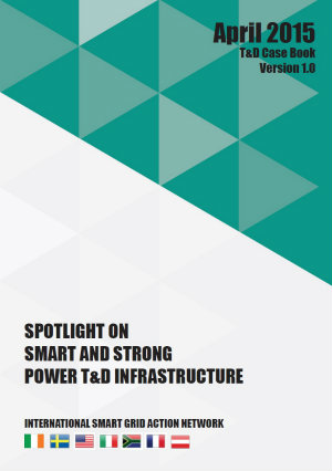 cover: Spotlight on Smart and Strong Power T&D Infrastructure