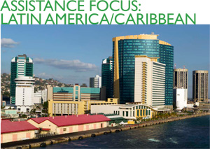 fact sheet thumbnail: Assistance Focus: Latin America/Caribbean