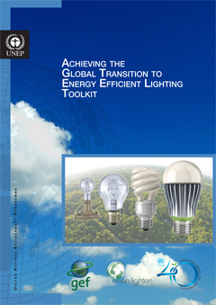 Achieving the Global Transition to Energy Efficient Lighting Toolkit