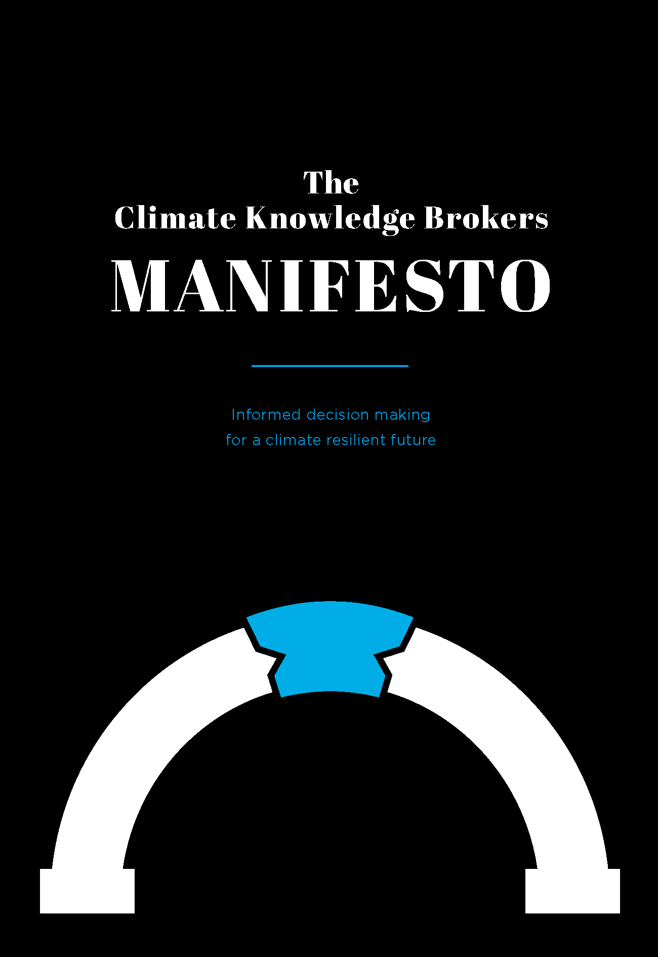 cover: Climate Knowledge Brokers Manifesto