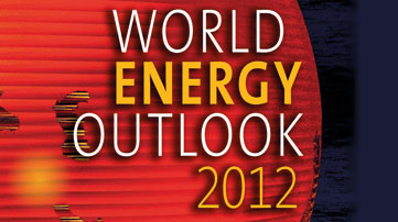 thumbnail: 2012 WEO report cover