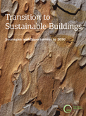 thumbnail cover for Transition to Sustainable Buildings